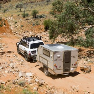 Joey Double Bed Bushranger Campers